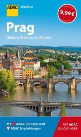 ADAC Reiseführer Prag Cover
