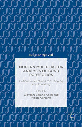 Modern Multi-Factor Analysis of Bond Portfolios