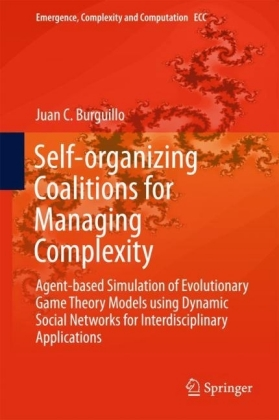Self-organizing Coalitions for Managing Complexity