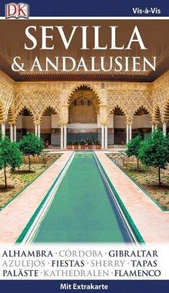 Vis-à-Vis Reiseführer Sevilla & Andalusien, m  1 Karte - Produkt