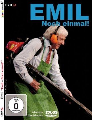 Emil - Noch einmal!, 1 DVD