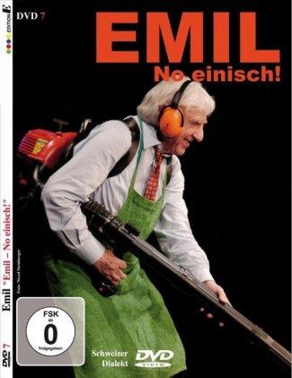 Emil - No einisch!, 1 DVD