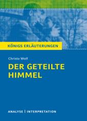 Christa Wolf: Der geteilte Himmel Cover