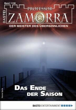 Professor Zamorra 1138 - Horror-Serie