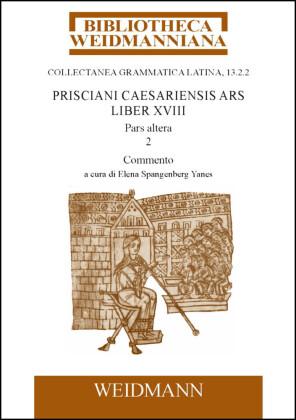 Prisciani Caesariensis Ars, Liber XVIII, Pars altera, 2