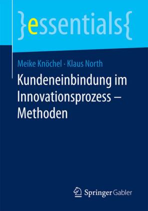 Kundeneinbindung im Innovationsprozess - Methoden