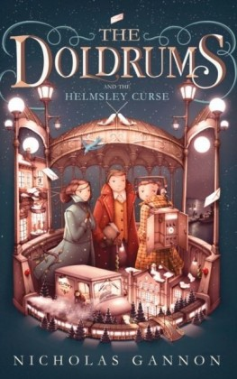 Doldrums and the Helmsley Curse (The Doldrums, Book 2)