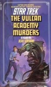 Vulcan Academy Murders