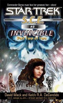 Star Trek: Invincible Book Two