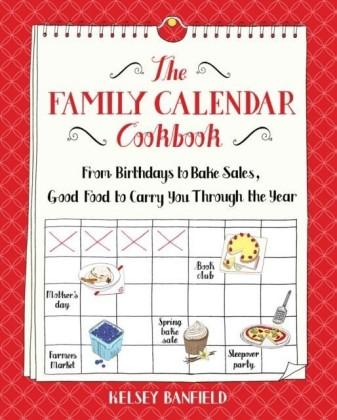 Family Calendar Cookbook