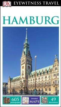 DK Eyewitness Travel Guide Hamburg