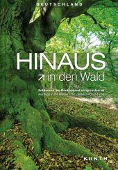HINAUS in den Wald Cover