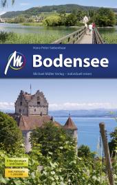 Bodensee Reiseführer, m. 1 Karte Cover