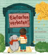 Elefanten verboten! Cover
