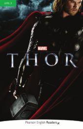 MARVEL: Thor Cover