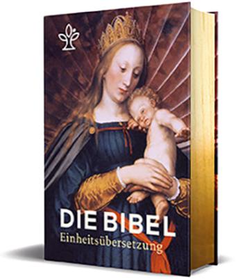 Die Bibel. Einheitsübersetzung, mit Bildern der Alten Meister