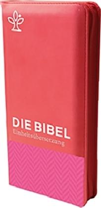 Die Bibel. revidierte Einheitsübersetzung, Taschenausgabe Tweed mit Reißverschluss