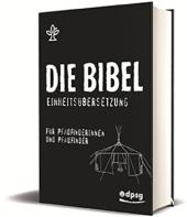 Die Bibel für Pfadfinderinnen und Pfadfinder, Einheitsübersetzung Cover