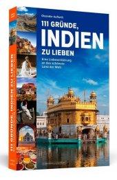 111 Gründe, Indien zu lieben Cover