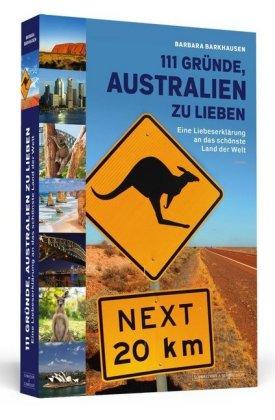 111 Gründe, Australien zu lieben