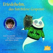 Friedehelm, das furchtlose Gespenst, 1 Audio-CD Cover