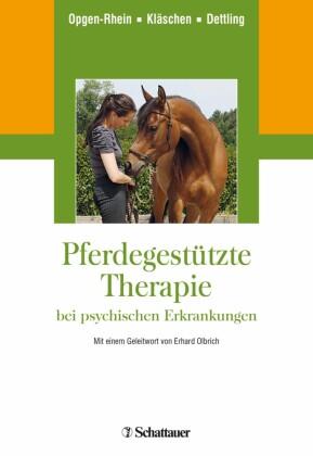 Pferdegestützte Therapie bei psychischen Erkrankungen