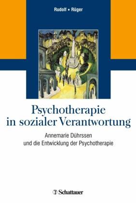 Psychotherapie in sozialer Verantwortung