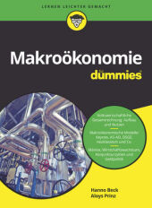 Makroökonomie für Dummies Cover