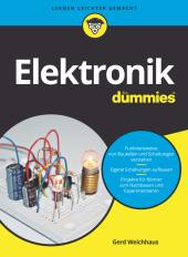 Elektronik für Dummies Cover