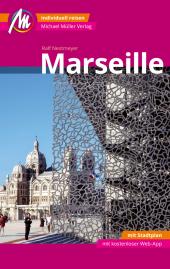 MM-City Marseille Reiseführer, m. 1 Karte