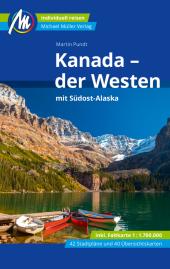 Kanada - Der Westen Reiseführer Cover
