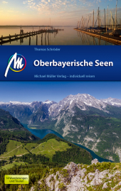 Oberbayerische Seen Cover