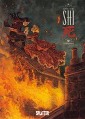 SHI - Der Dämonenkönig Cover