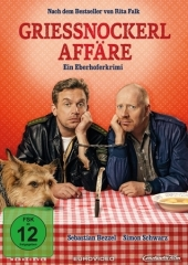 Grießnockerlaffäre, 1 DVD Cover