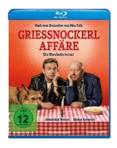 Grießnockerlaffäre, 1 Blu-ray Cover