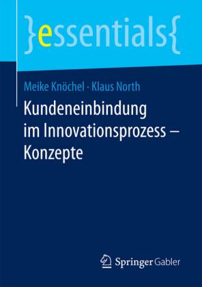 Kundeneinbindung im Innovationsprozess - Konzepte
