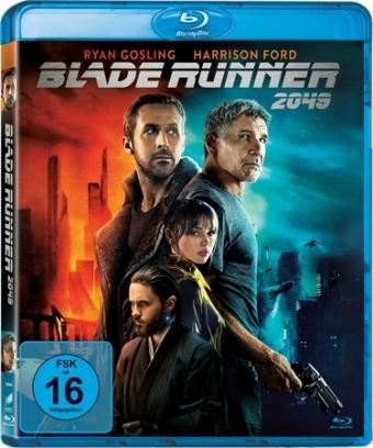 Blade Runner 2049, 1 Blu-ray