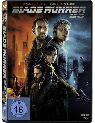 Blade Runner 2049, 1 DVD