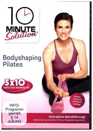 10 Minute Solution - Bodyshaping Pilates, 1 DVD