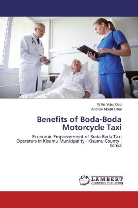 Benefits of Boda-Boda Motorcycle Taxi