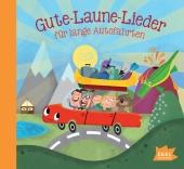 Gute-Laune-Lieder für lange Autofahrten, 1 Audio-CD