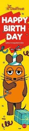 Die Maus Happy Birthday, Geburtstagskalender