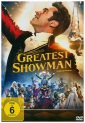 Greatest Showman, 1 DVD Cover