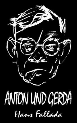Anton und Gerda (Roman)