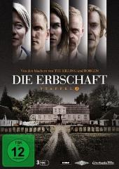 Die Erbschaft, DVD Cover