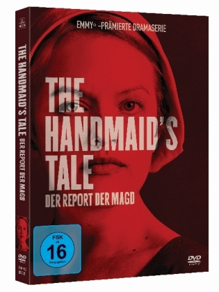The Handmaid's Tale - Der Report der Magd, 4 DVDs, 2