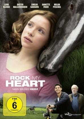 Rock My Heart - Mein wildes Herz, 1 DVD