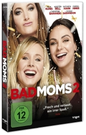 Bad Moms 2, 1 DVD Cover