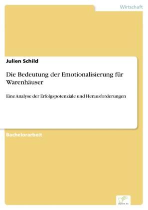 Die Bedeutung der Emotionalisierung für Warenhäuser