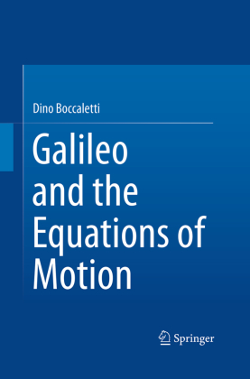Galileo and the Equations of Motion